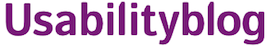 Logo Usabilityblog